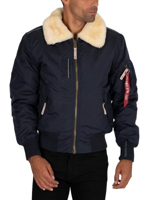 Alpha Industries Injector III Jacket - Rep Blue
