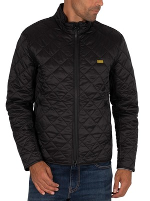 Barbour International International Gear Quilt Jacket - Black