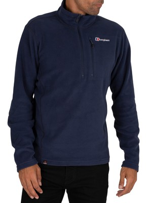 Berghaus Prism Micro Fleece Jacket - Dark Blue
