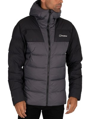 Berghaus Ronnas Reflect Puffer Jacket - Grey/Black