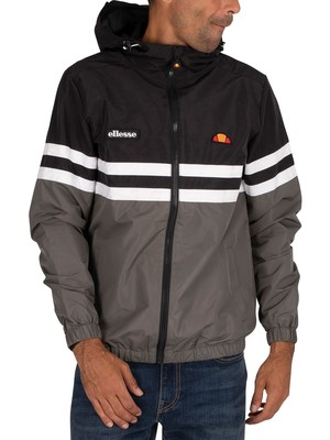 Ellesse Carpio Windrunner Jacket - Black