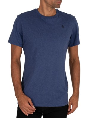 G-Star Base T-Shirt - Imperial Blue Heather