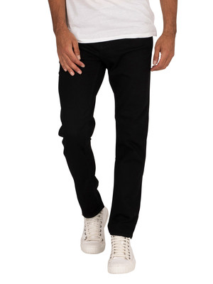 Jack & Jones Clark Original 353 Jeans - Black Denim