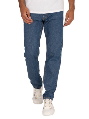 Jack & Jones Mike Original 143 Jeans - Blue Denim
