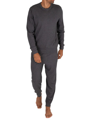 Lacoste Lounge Set - Dark Grey
