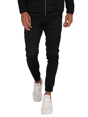 Luke 1977 Action Joggers - Jet Black