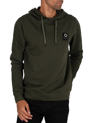 MA.STRUM Training Pullover Hoodie - Oil Slick