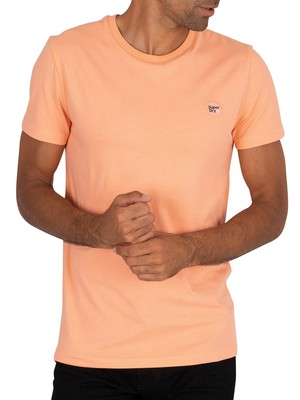 Superdry Collective T-Shirt - Pasadena Peach