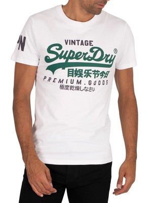 Superdry Graphic T-Shirt - Optic