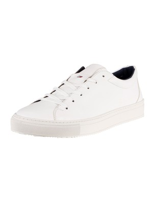 Tommy Hilfiger Zero Waste Trainers - White