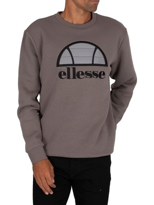 Ellesse Manto Sweatshirt - Dark Grey