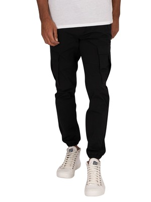 Jack & Jones Gordon Triple Cargo - Black