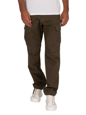 Jack & Jones Kane Cross Cargos - Olive Night