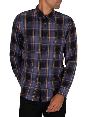 Levi's Sunset Pocket Shirt - Azriel Golden