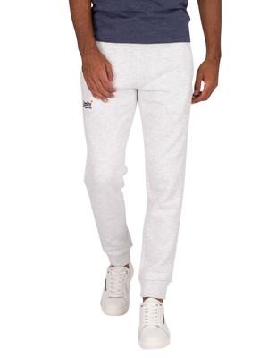 Superdry Classic Joggers - Ice Marl