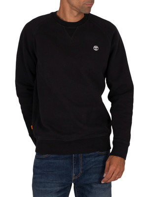 Timberland Basic Crew Sweatshirt - Black