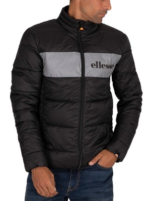 Ellesse Illo Padded Jacket - Black