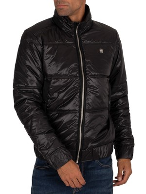 G-Star Meefic Quilted Down Free Jacket - Dark Black
