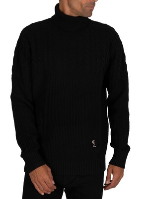 Religion Vision Knit - Black