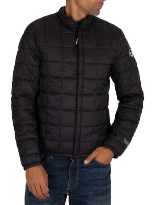 Replay Puffer Jacket - Black