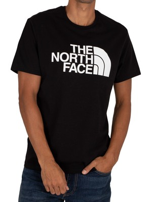 The North Face Half Dome T-Shirt - Black