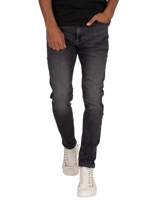 Tommy Jeans Simon Skinny Jeans - Erno Black Stretch