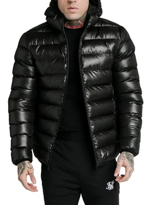 Sik Silk Atmosphere Jacket - Black