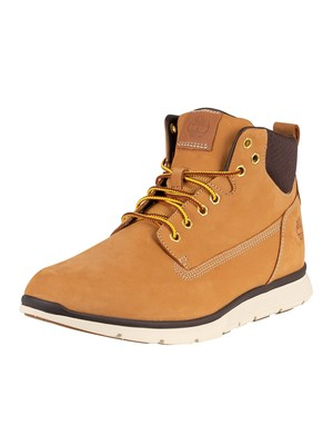 Timberland Killington Chukka Leather Boots - Wheat Nubuck