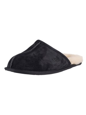 UGG Scuff Suede Slippers - True Navy