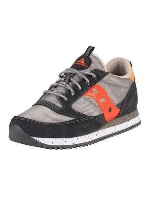 Saucony Jazz Original Peak Trainers - Grey/Dove/Orange