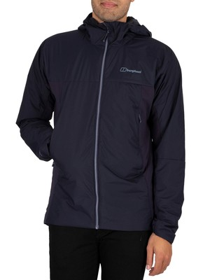Berghaus Tangra Insulated Jacket - Dark Blue