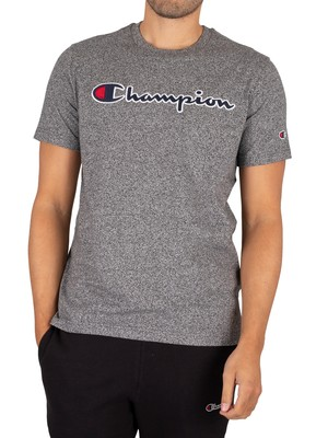 Champion Graphic Comfort T-Shirt - Dark Grey