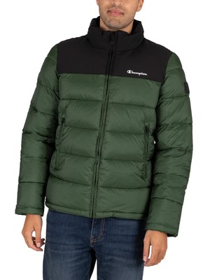 Champion Puffer Jacket - Green