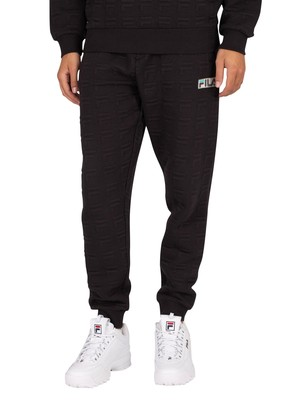 Fila Wright Raised Joggers - Black