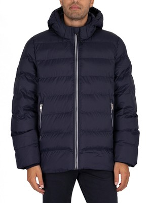 GANT The Active Cloud Jacket - Evening Blue