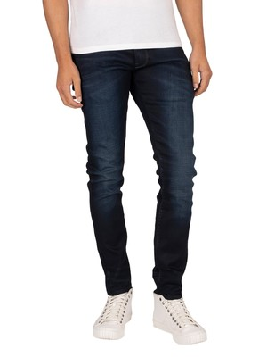 G-Star Lanncet Skinny Jeans - Worn In Nightfall