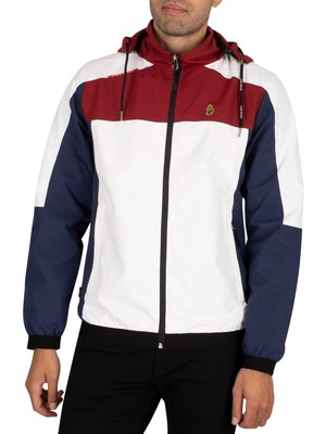 Luke 1977 Brownhills Benyon Jacket - Garnet