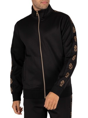 Luke 1977 Galaxy Track Jacket - Jet Black
