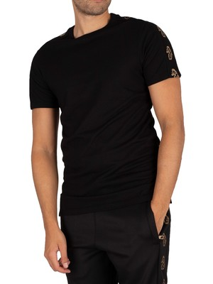 Luke 1977 Golden Glow T-Shirt - Jet Black