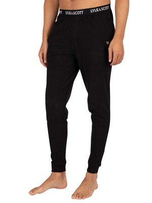 Lyle & Scott Ezra Pyjama Bottoms - Black