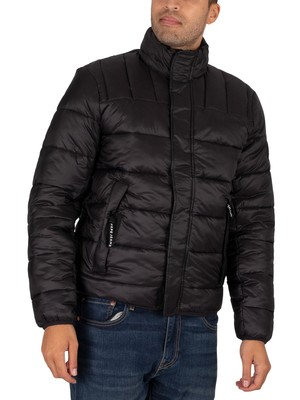 Pepe Jeans Coleridge Puffer Jacket - Black