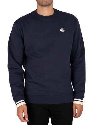 Sergio Tacchini Angel Sweatshirt - Total Eclipse