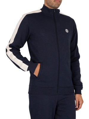 Sergio Tacchini Kentish Track Jacket - Total Eclipse