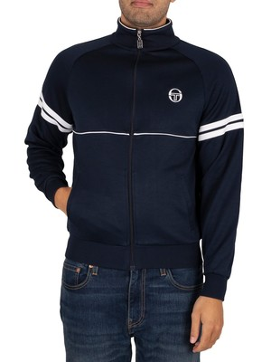 Sergio Tacchini Orion Track Jacket - Navy/White