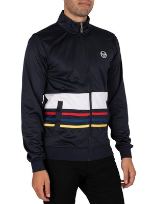 Sergio Tacchini Pepper Track Jacket - Total Eclipse
