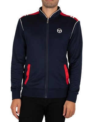 Sergio Tacchini Sammy Track Jacket - Total Eclipse