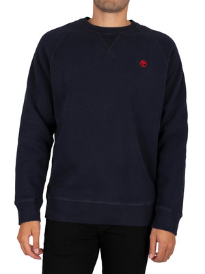 Timberland Basic Sweatshirt - Navy