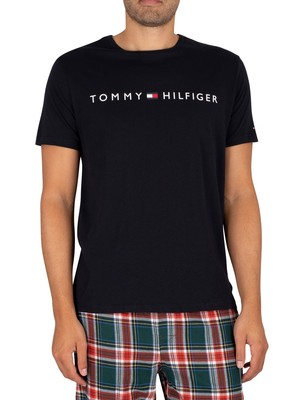 Tommy Hilfiger Lounge Graphic T-Shirt - Desert Sky