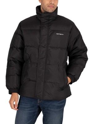 Carhartt WIP Danville Down Jacket - Black/White
