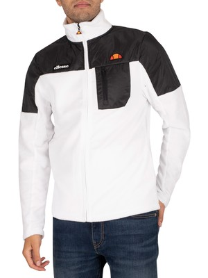 Ellesse Alonso Track Jacket - White